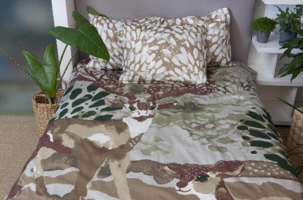 Bedding set Magic forest I