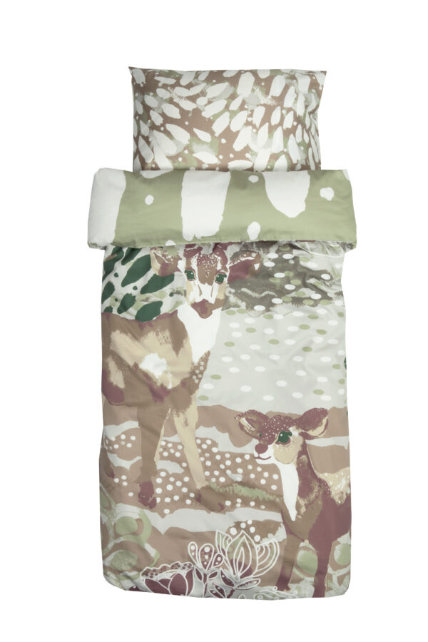 Toddler's bedding set Magic Forest I